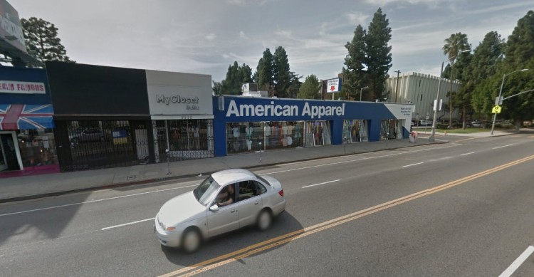 American Apparel 7726 Melrose Avenue Los Angeles CA 10 2014 https___www.google BLUE