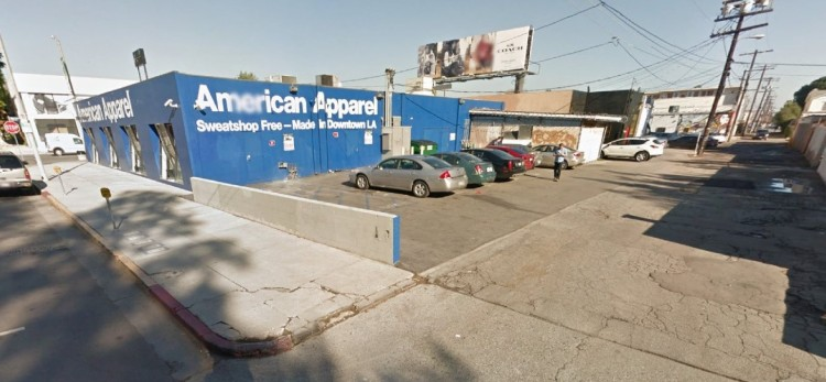 American Apparel 7726 Melrose Avenue Los Angeles CA 2 https___www.google BLUE
