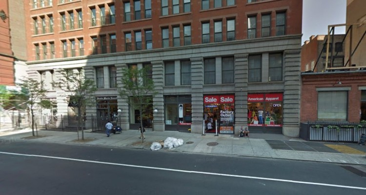 American Apparel Factory Outlet 285 Lafayette Street New York NY 1 https___www.google