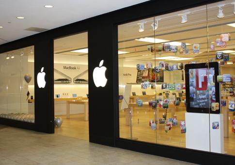 AAPL Apple Mall Store US-CT-Farmington WestFarms Mall 500 W Farms Mall