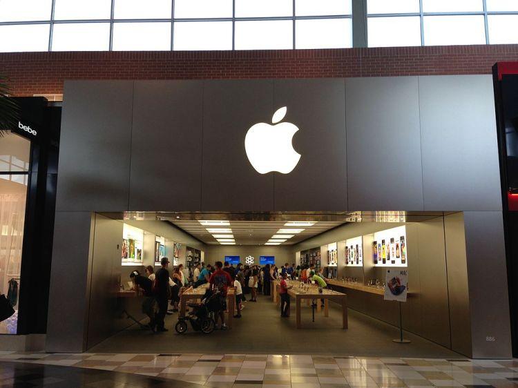 AAPL Apple Mall Store US-FL-Brandon 459 Brandon Town Center Drive