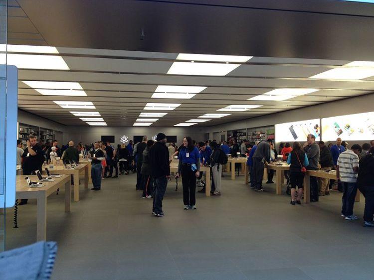 AAPL Apple Mall Store US-GA-Atlanta Lenox Square 3393 Peachtree Road
