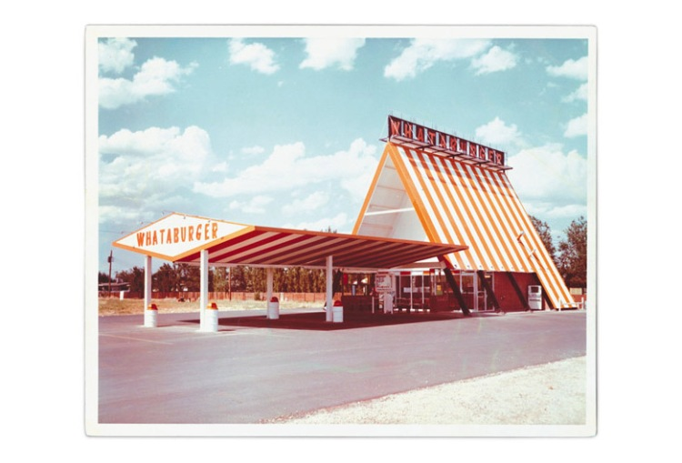 WAB -Whataburger A-Frame