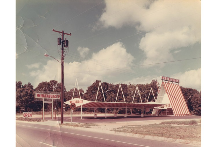 WAB-Whataburger no 32 A-Frame