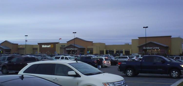 DSC07180 WMT Walmart Supercenter US-NY-Watertown 20823 State Route 3
