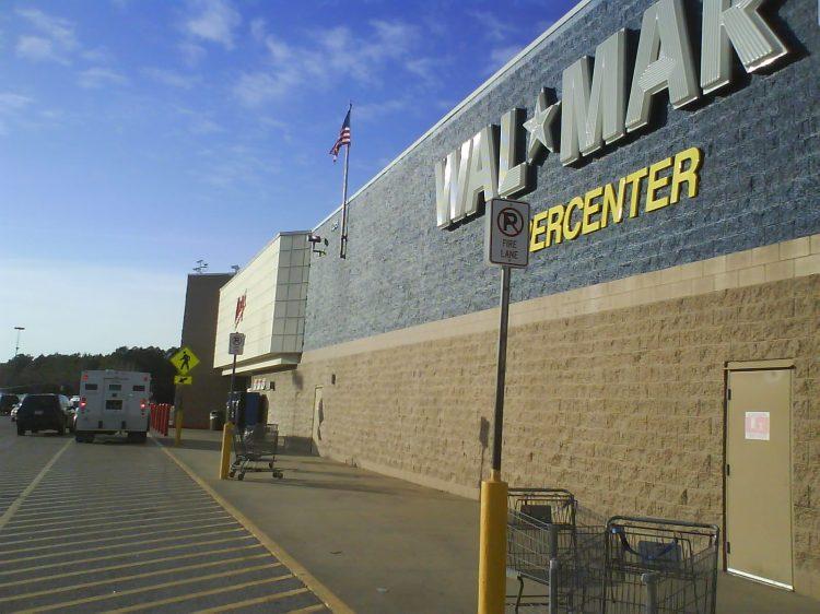 DSC07627 WMT Walmart US-NC-Smithfield 1299 N Brightleaf Boulevard