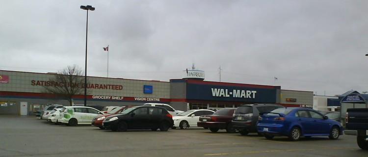 DSC08691 WMT Walmart CA-ON-Barrie 35 Mapleview Drive West
